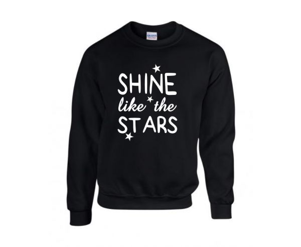 Bluza SHINE LIKE THE STARS